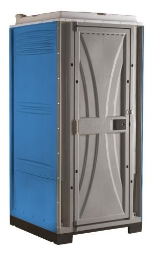שירותים ניידים דגם קיוב כחול